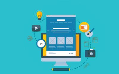 Pasos para la creación de una web