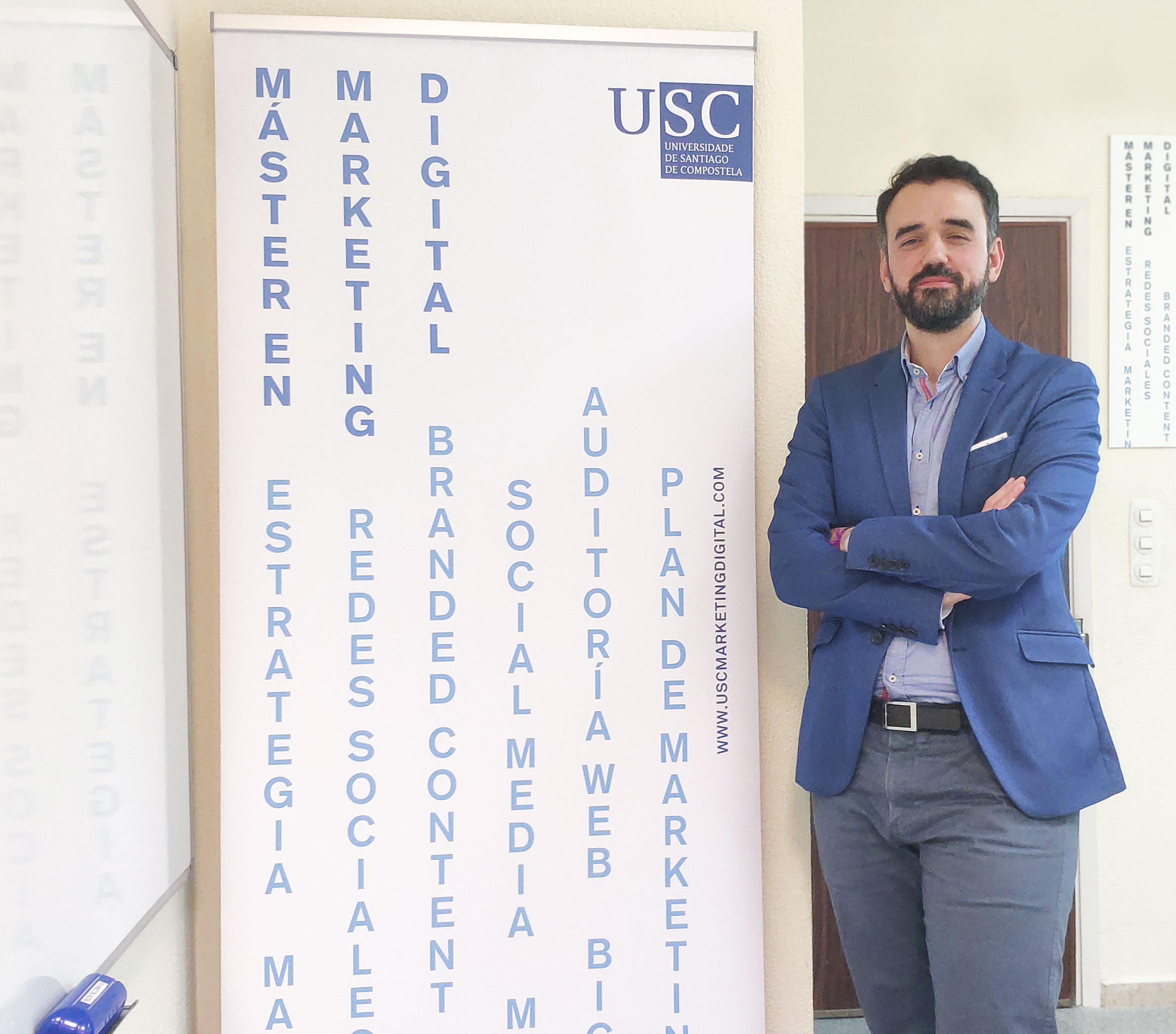 Javier Consuegra: «No conozco ningún analista que esté sin trabajo y la especialización va a ir a más»