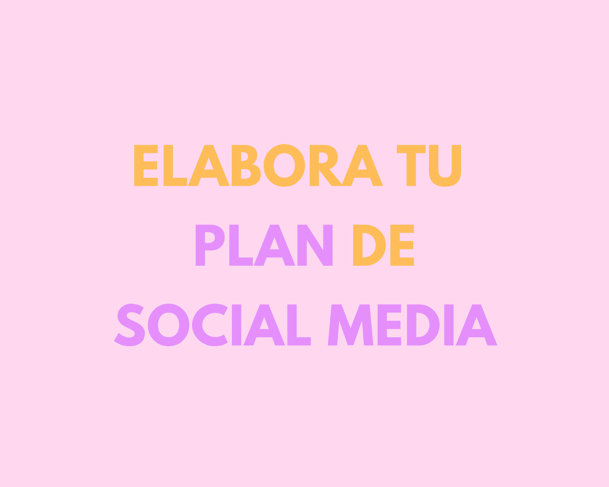 plan-social-media