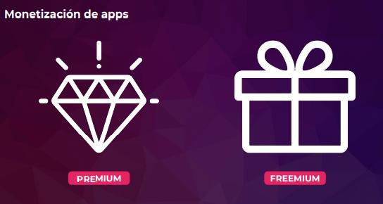 Apps premium vs Apps fremium